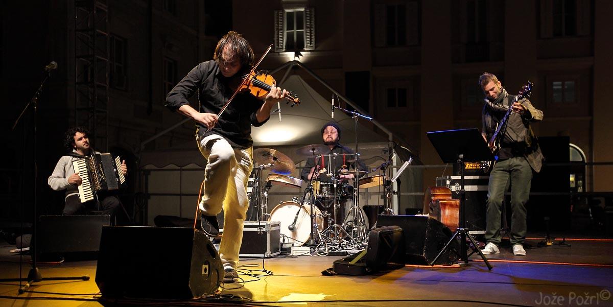 Luca Ciarla Quartet