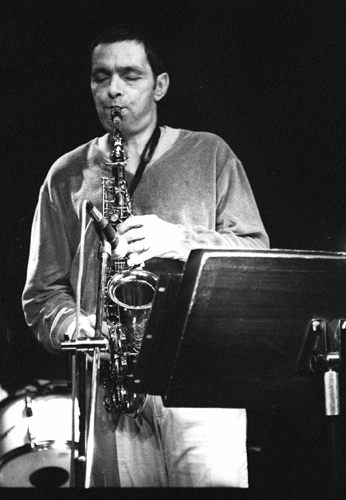 Art Pepper 0213018 Images of Jazz