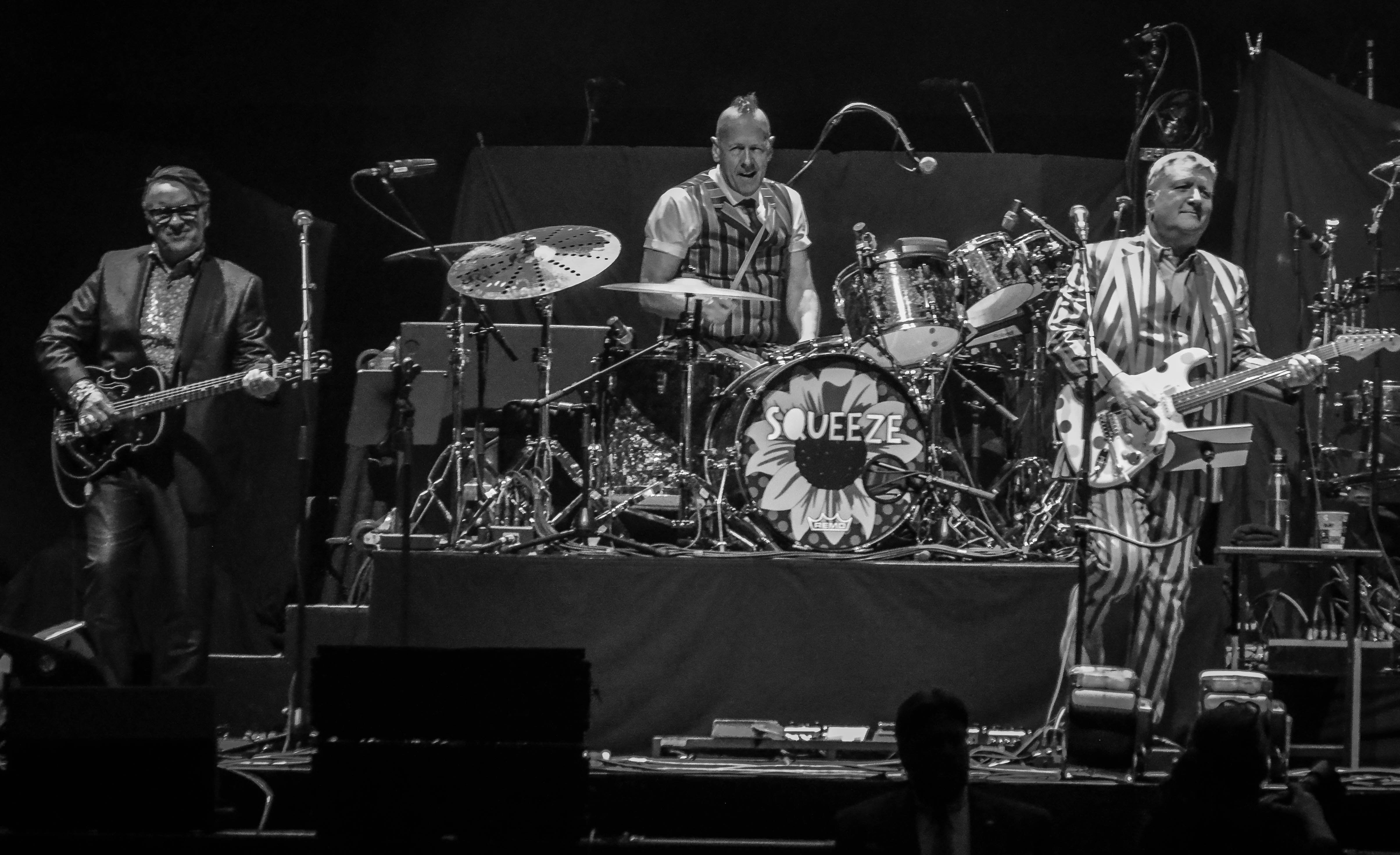 Squeeze at MSG on 2/28/20.