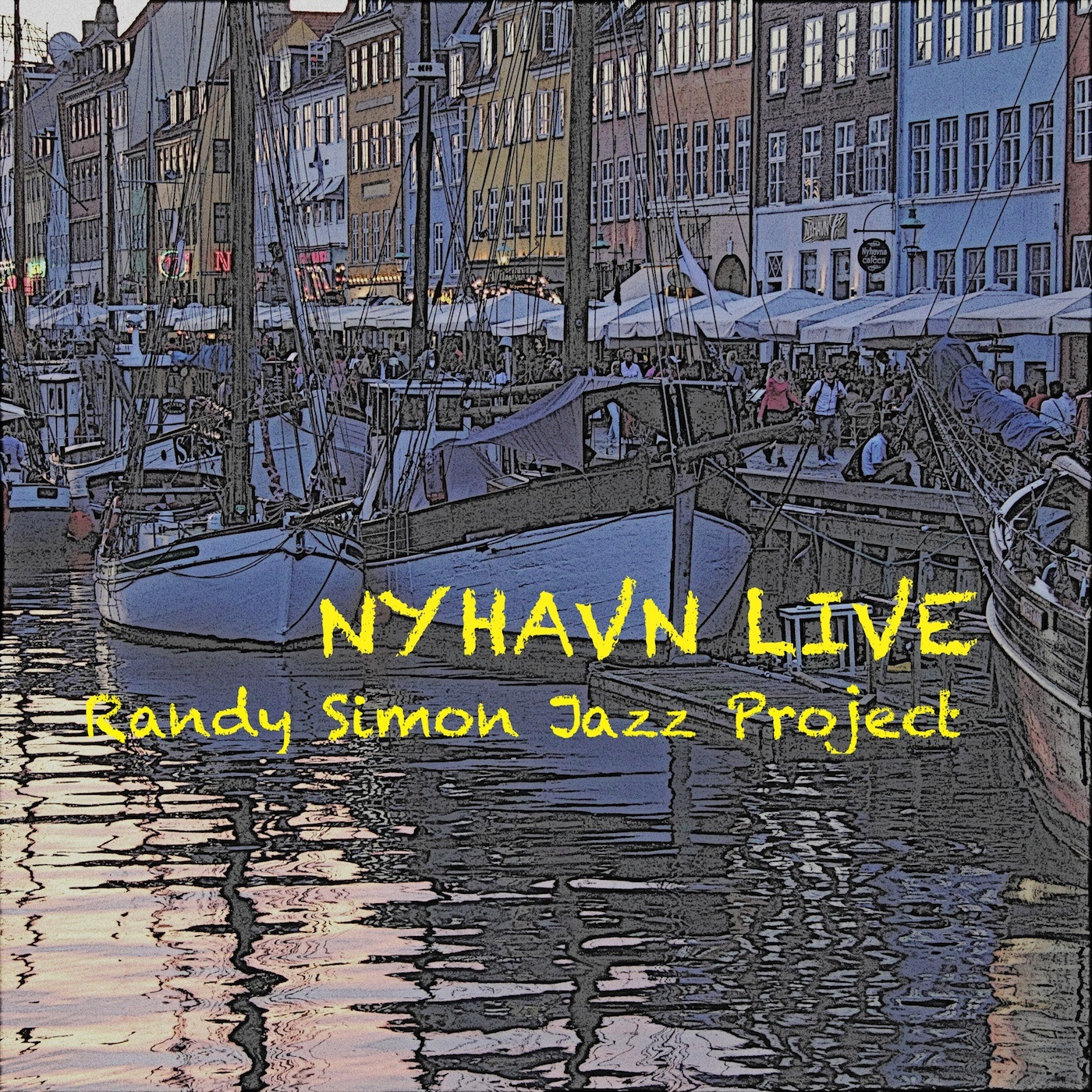 Nyhavn Live Cover
