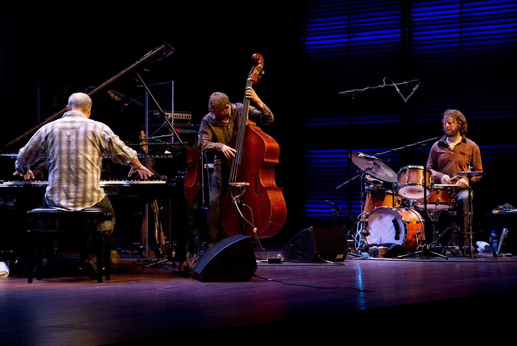 Medeski, Martin & Wood - Unplugged in Amsterdam