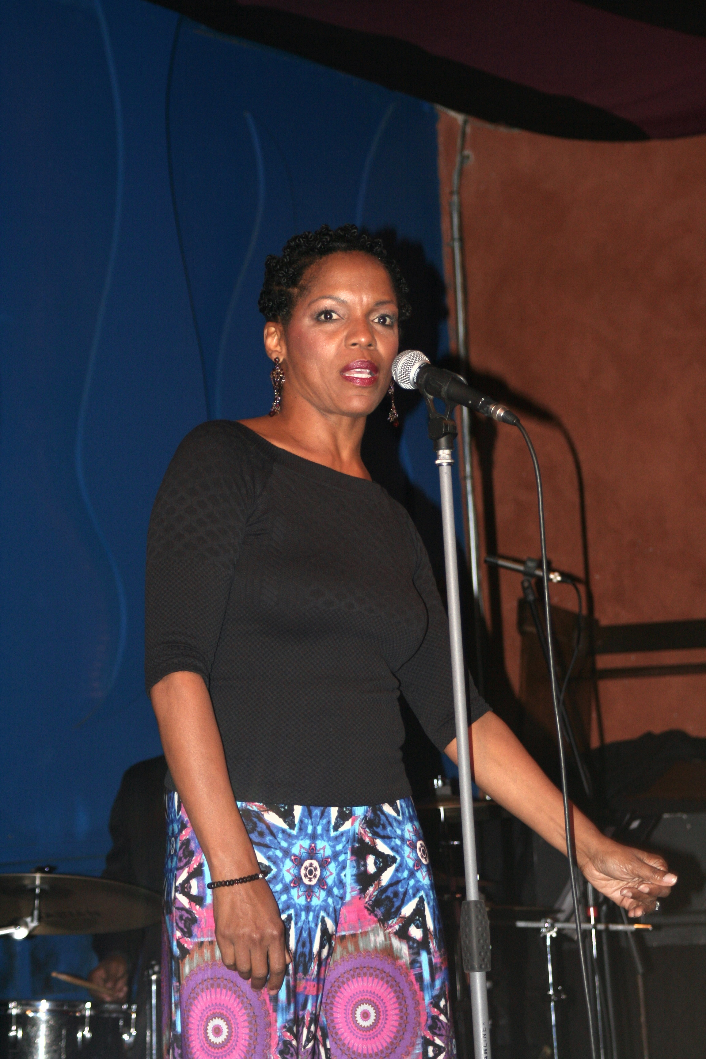 Nnenna freelon @ jazz kitchen 2013