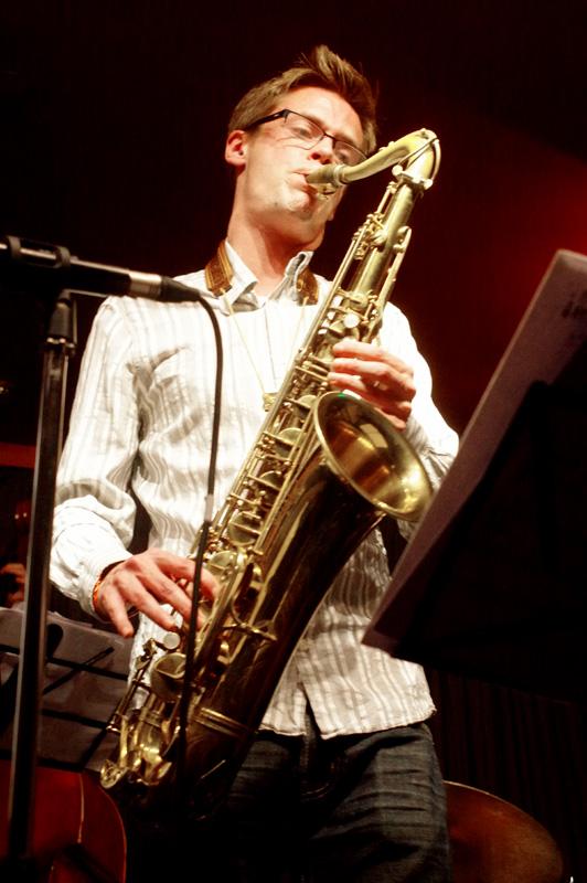 Duncan Eagles, Leo Appleyard Quintet
