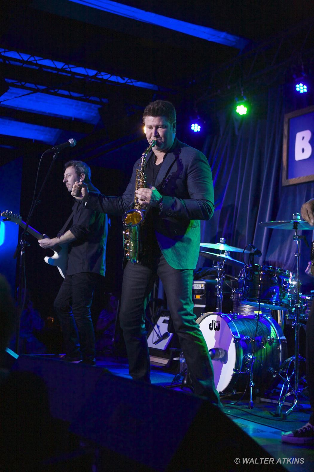 Michael Lington At Blue Note Napa October 2017