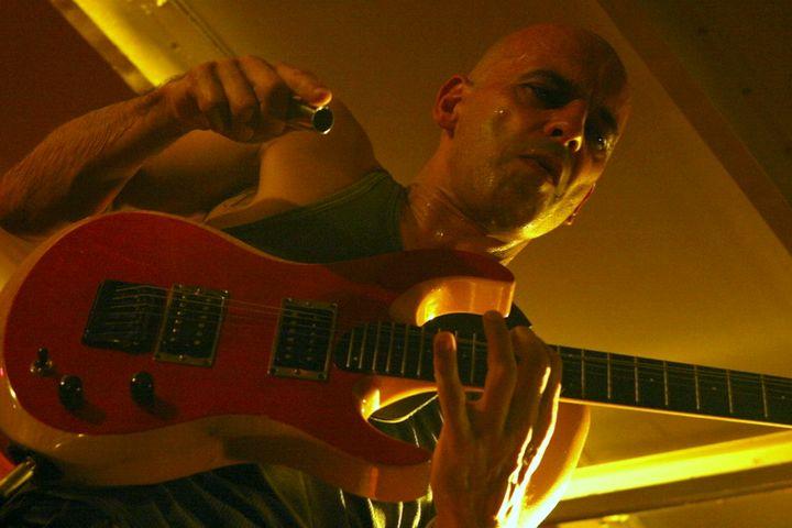 Marc Ducret Solo, le Bateau, September 2006, Geneva, Switzerland