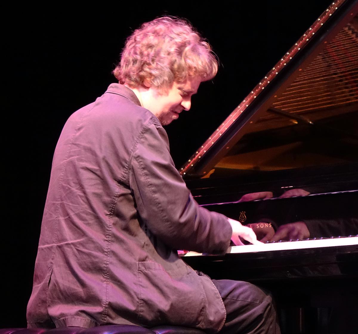 Matt Mitchell at Guelph Jazz Festival 2015