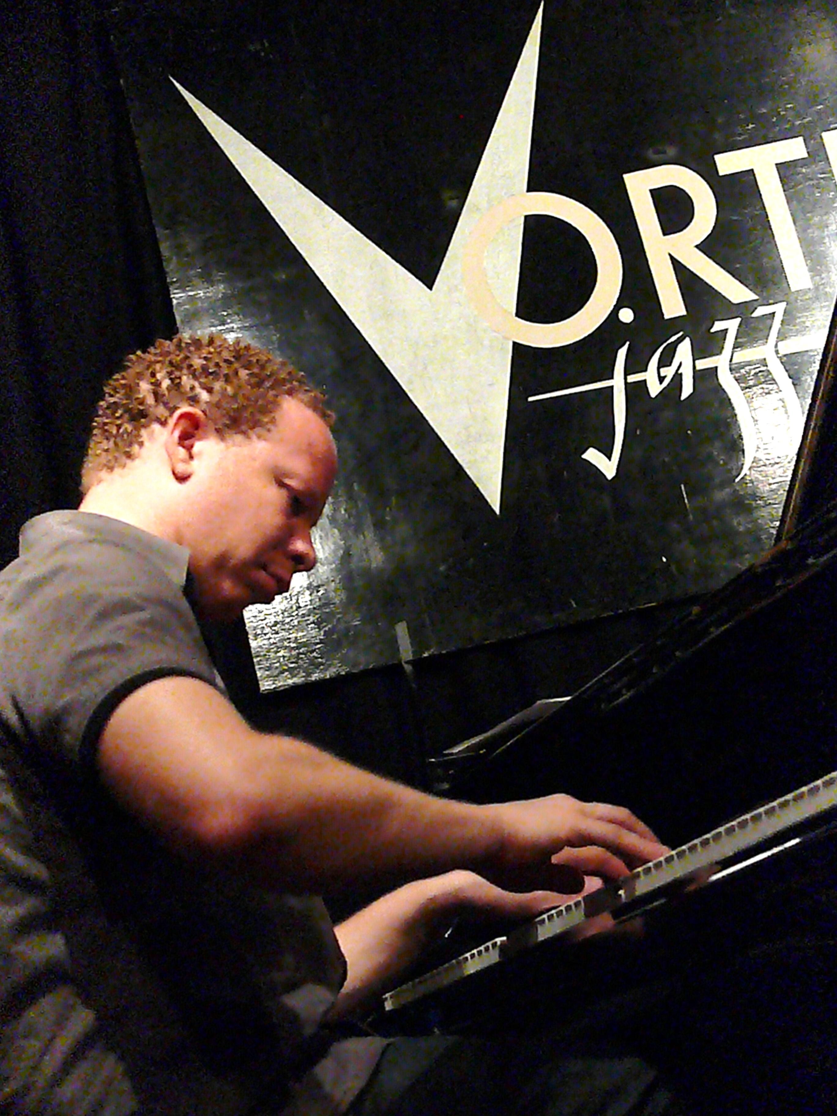 Craig Taborn at the Vortex, London on 25 May 2011