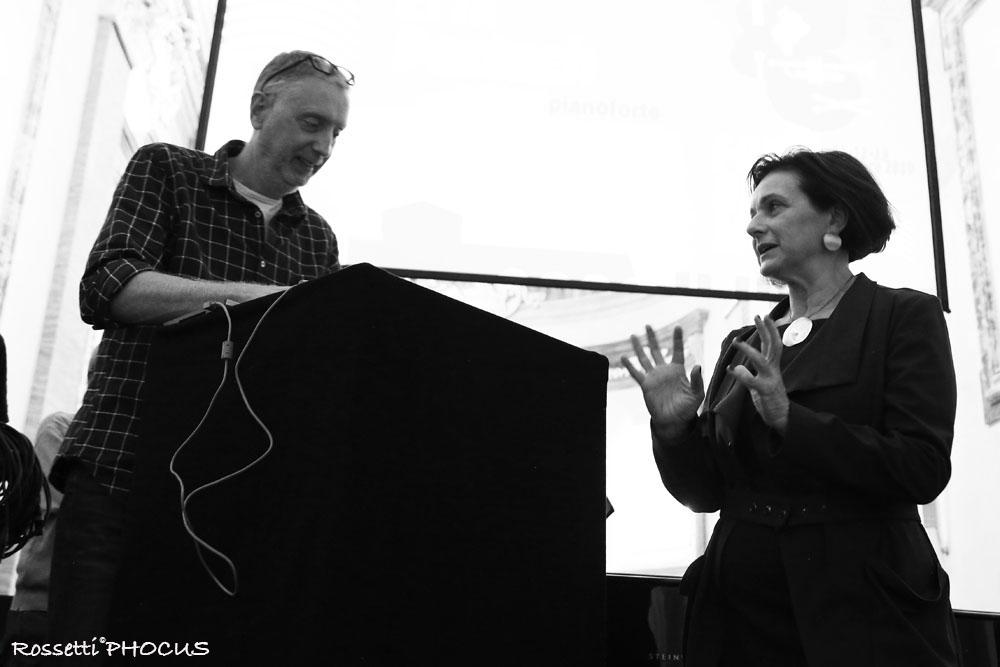 Francesco Giomi - Monica Benvenuti