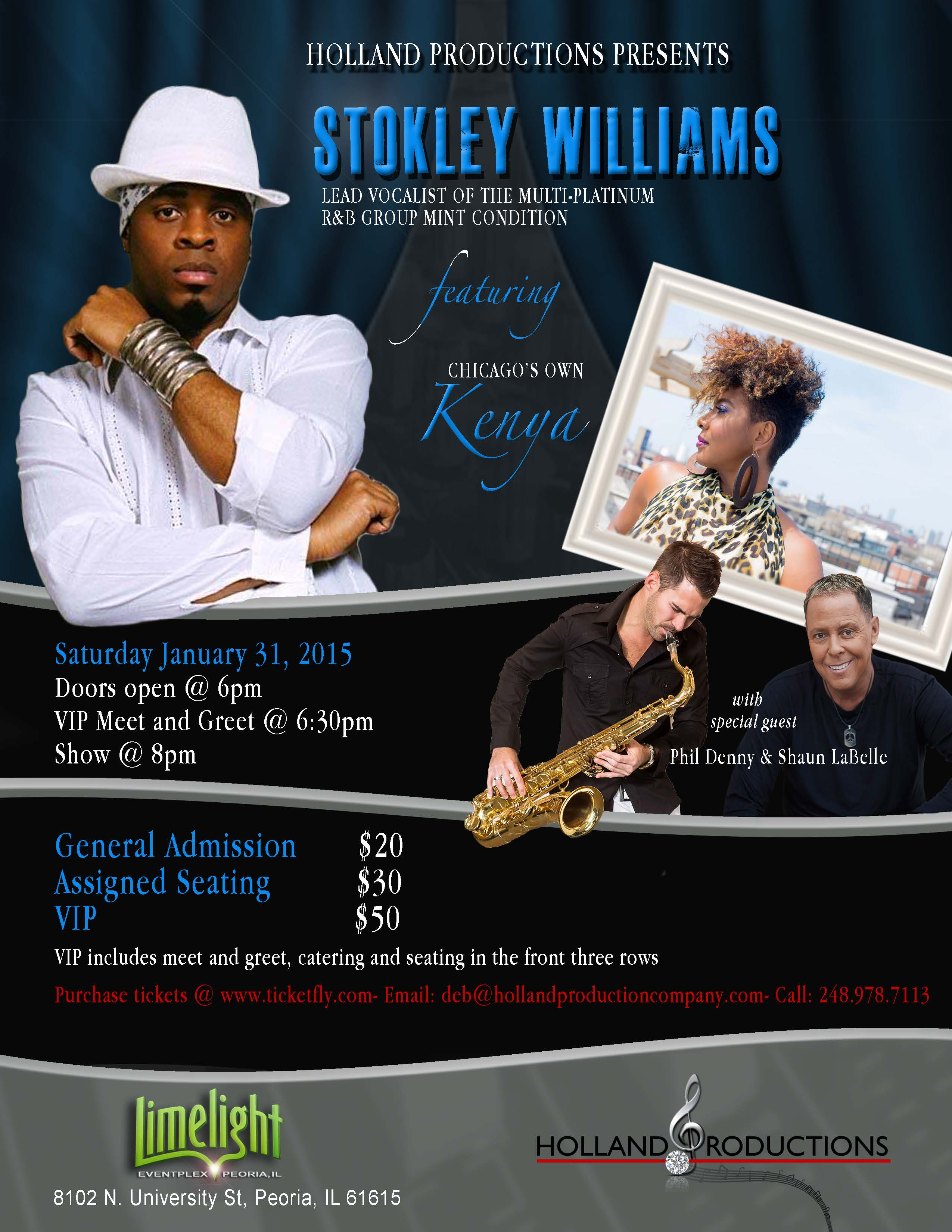 Stokley Williams