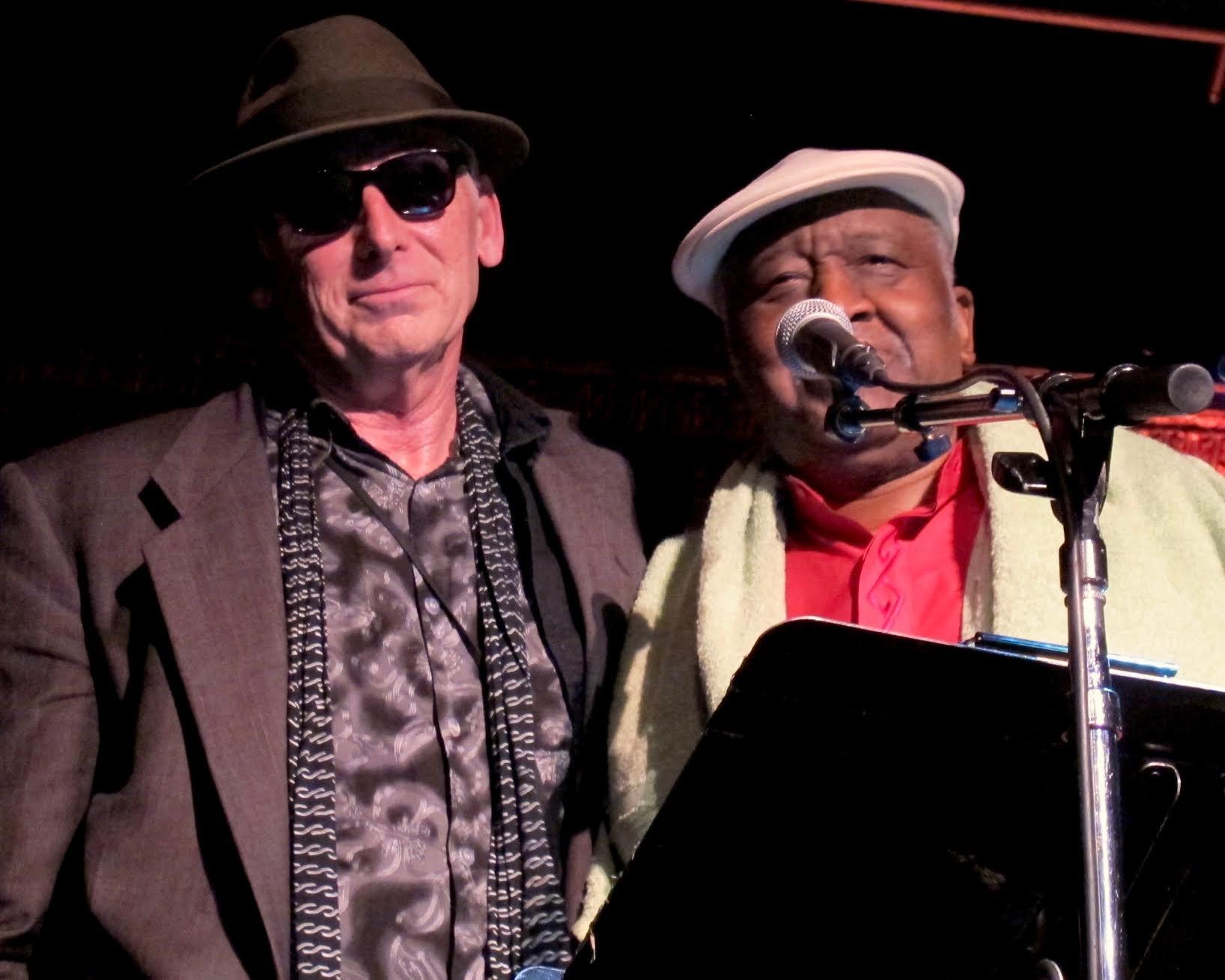 David Haney and Bernard Purdie