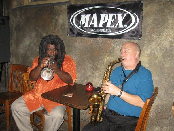 Jeff Lofton and Tony Campise (2009)