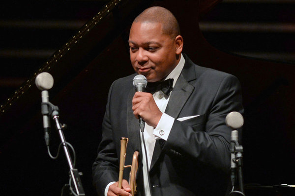 Wynton Marsalis Honored at Marian Anderson 2015 Awards Concert