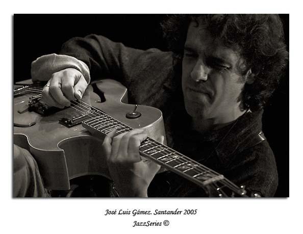 Jose Luis Gamez. Santander-2005
