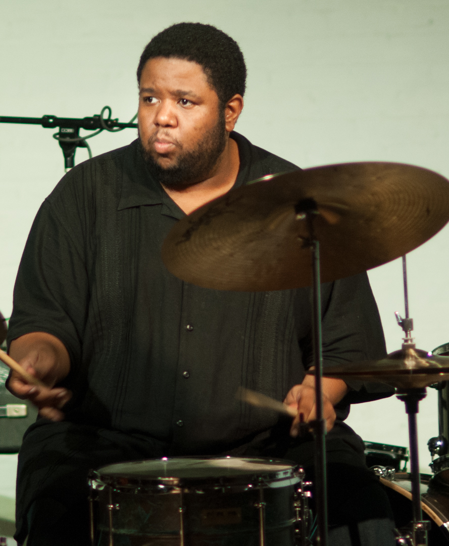 Tyshawn Sorey with Ralph Alessi's Modular Theatre at Shapeshifter Lab