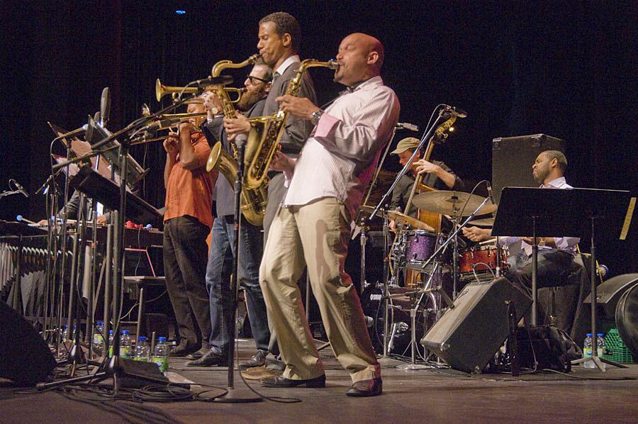 Sfjazz Collective, Ottawa, 2010