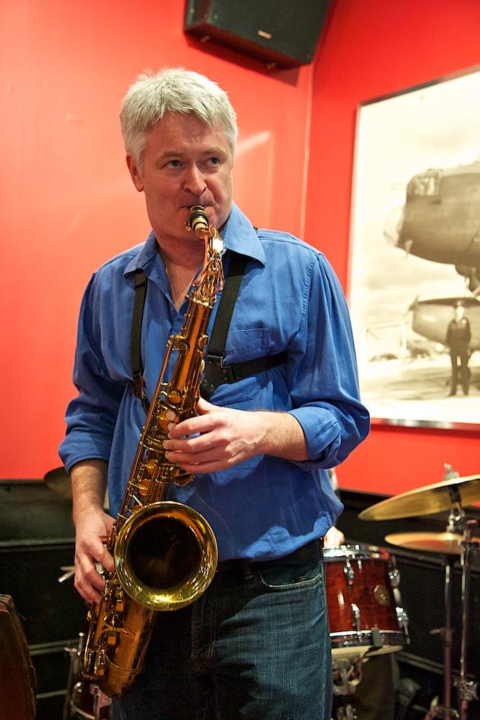 Mike Murley @ The Pilot - Toronto