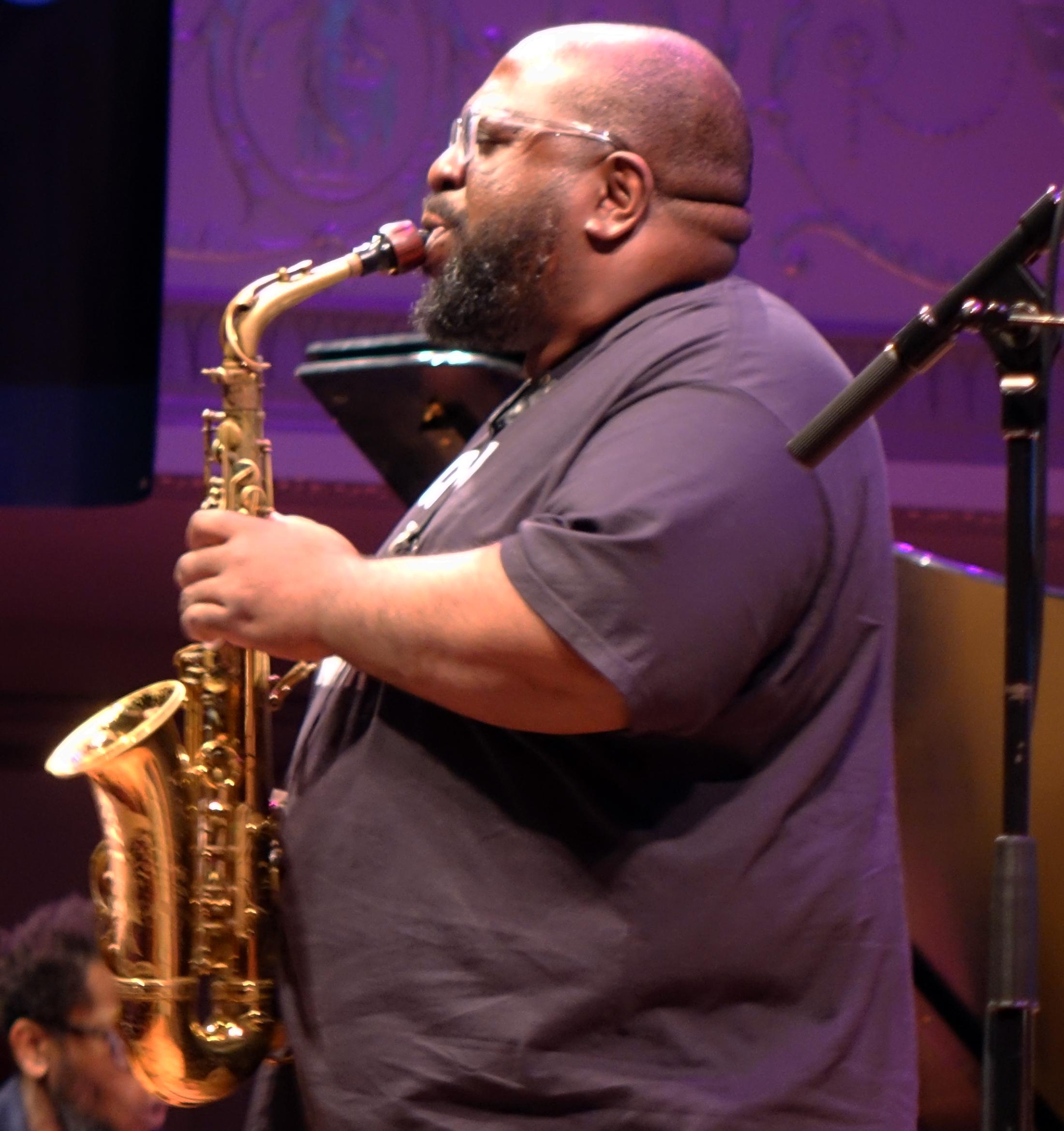 Darius Jones at Vision 23