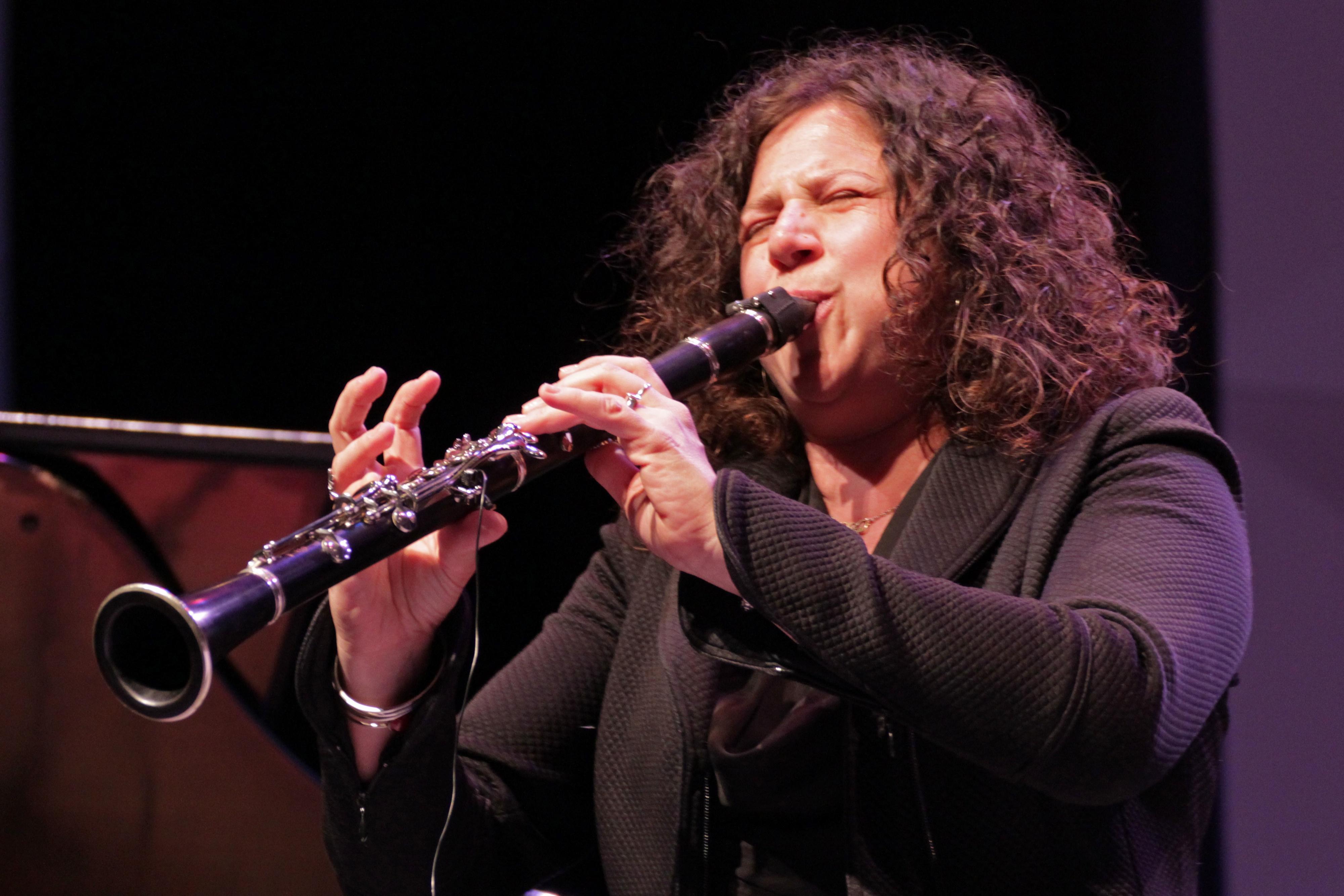 Anat cohen at tri-c jazzfest cleveland 2013