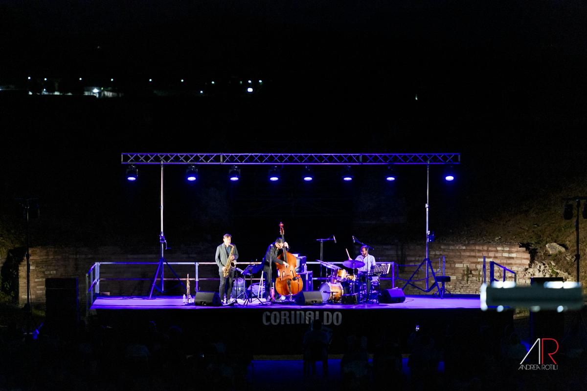 JOHN PATITUCCI Trio feat.CHRIS POTTER,BRIAN BLADE at CORINALDO JAZZ 2021