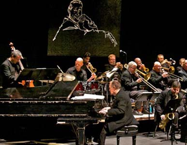 The Stan Kenton Legacy Orchestra, April 15 in Great Barrington, Mass.