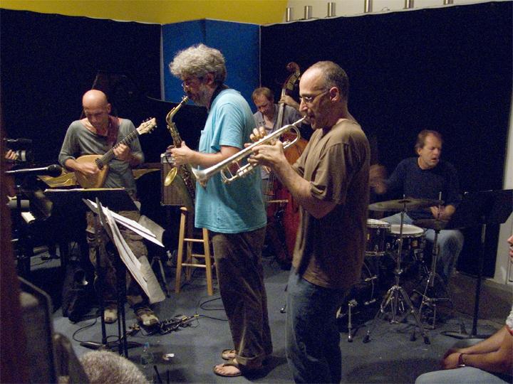 Sim Faculty Concert with Ralph Alessi, Tim Berne, Marc Ducret, Drew Gress, Tom Rainey - Cim 2007