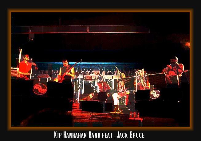 Kip Hanrahan Band Feat. Jack Bruce