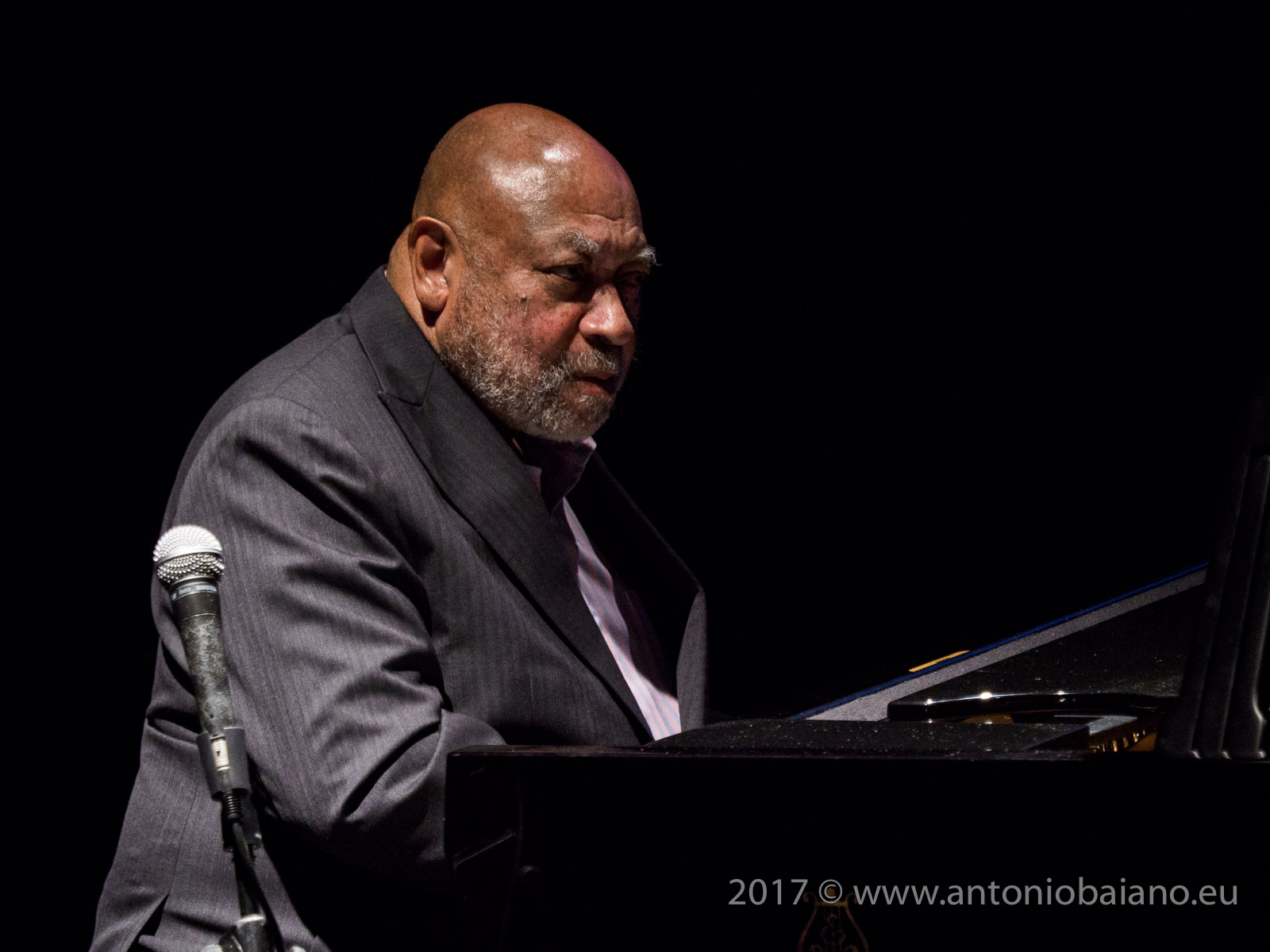 Kenny Barron - 4 by Monk by 4, Moncalieri Jazz Festival