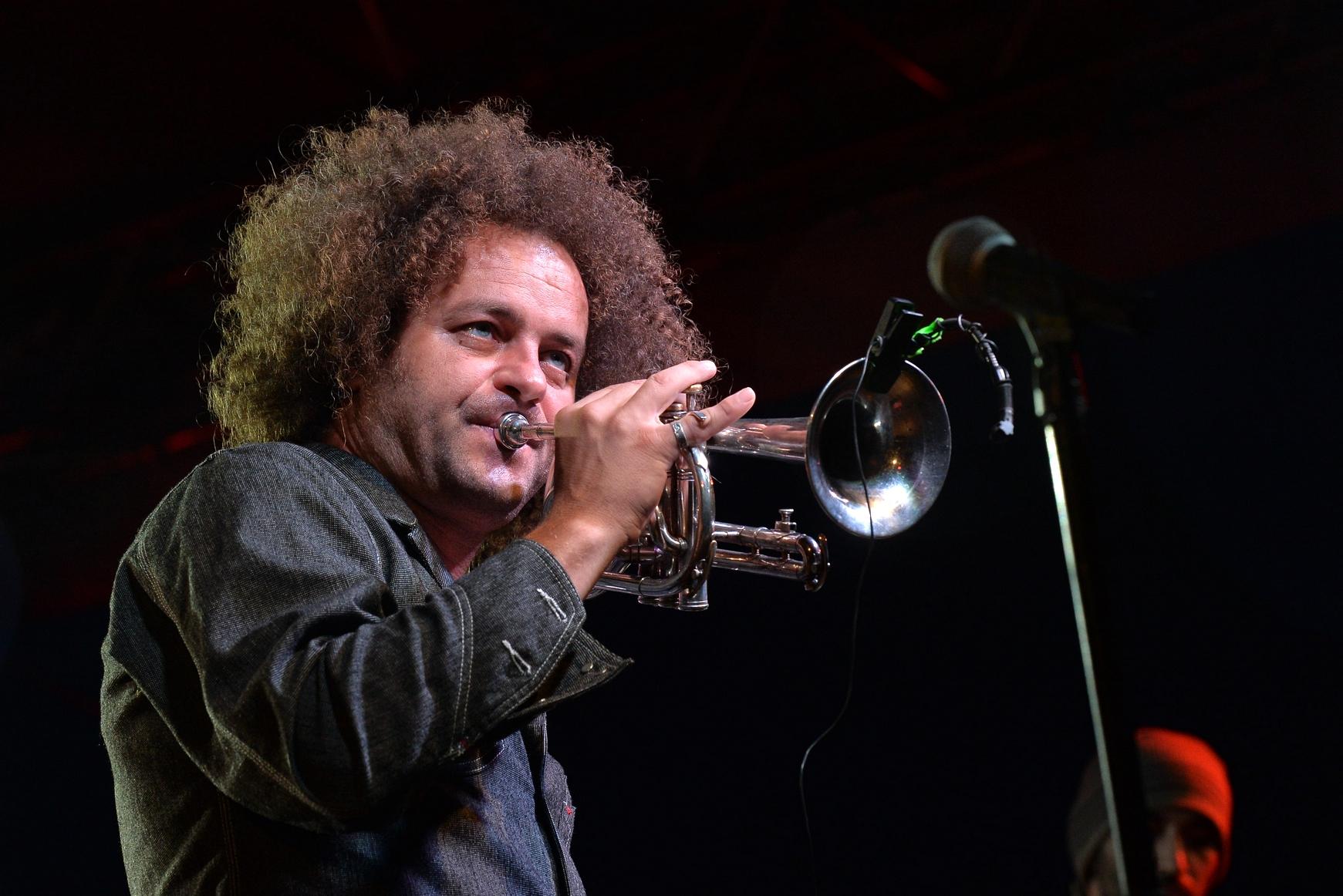 Petre Ionutescu at Smida Jazz Festival 2017