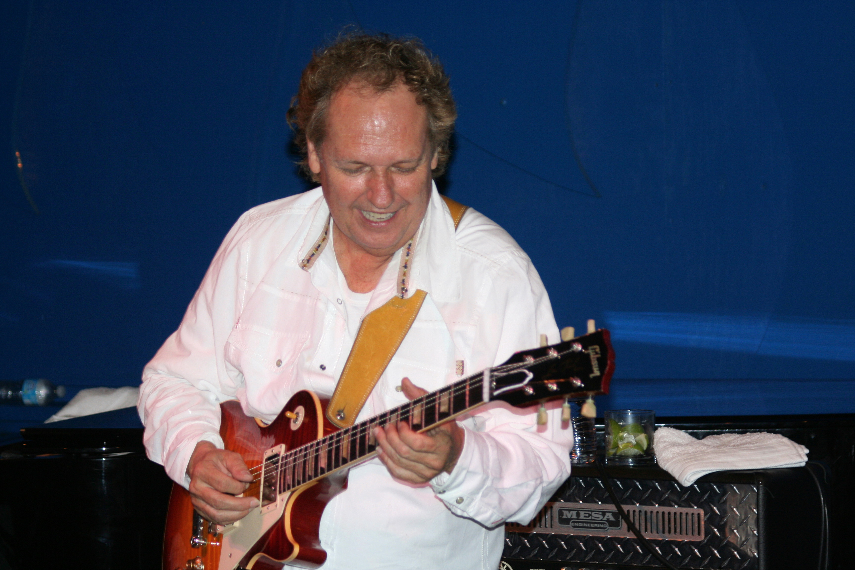 Lee ritenour band @ jazz kitchen 2013
