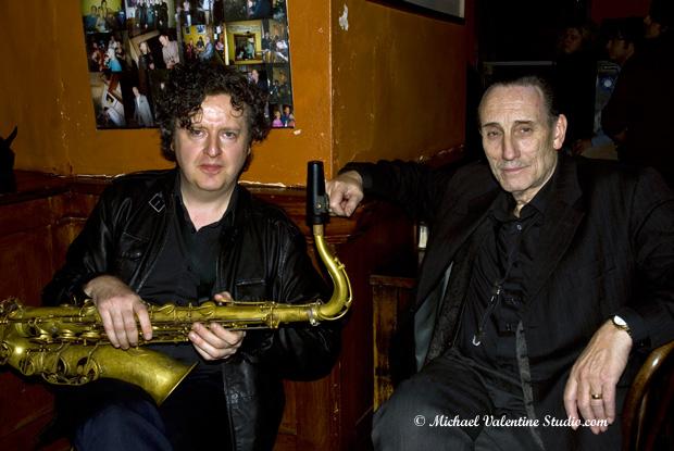 Julian Siegal & Peter King