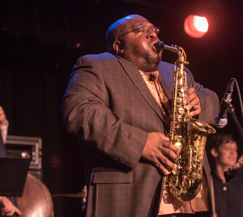 Darius Jones with Quartet at the Nyc Winter Jazzfest 2015