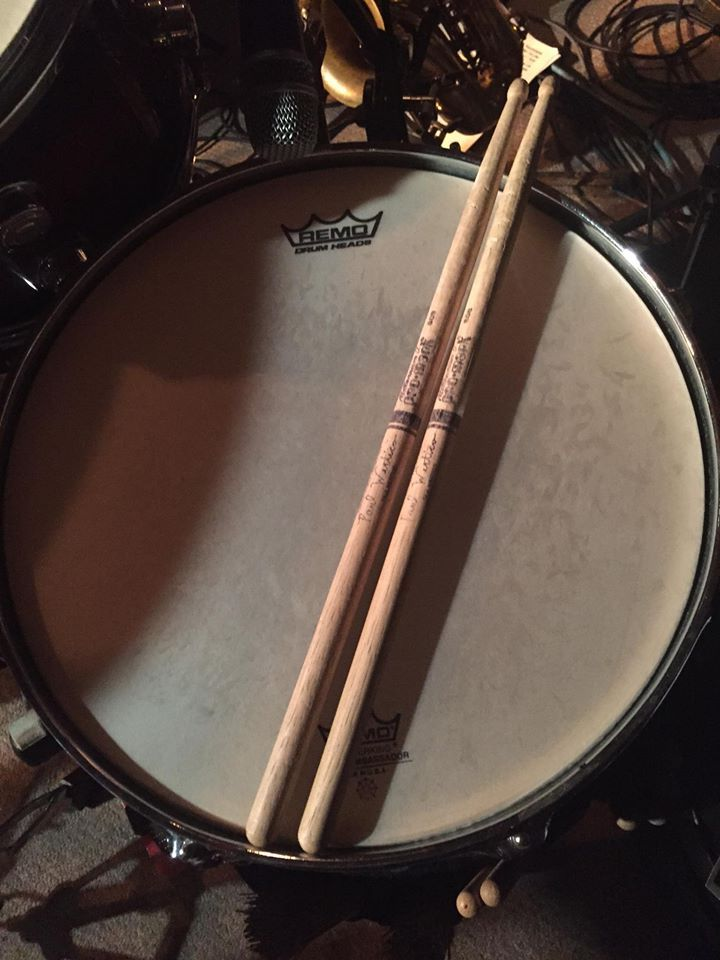 Paul Wertico Signature Drum Sticks
