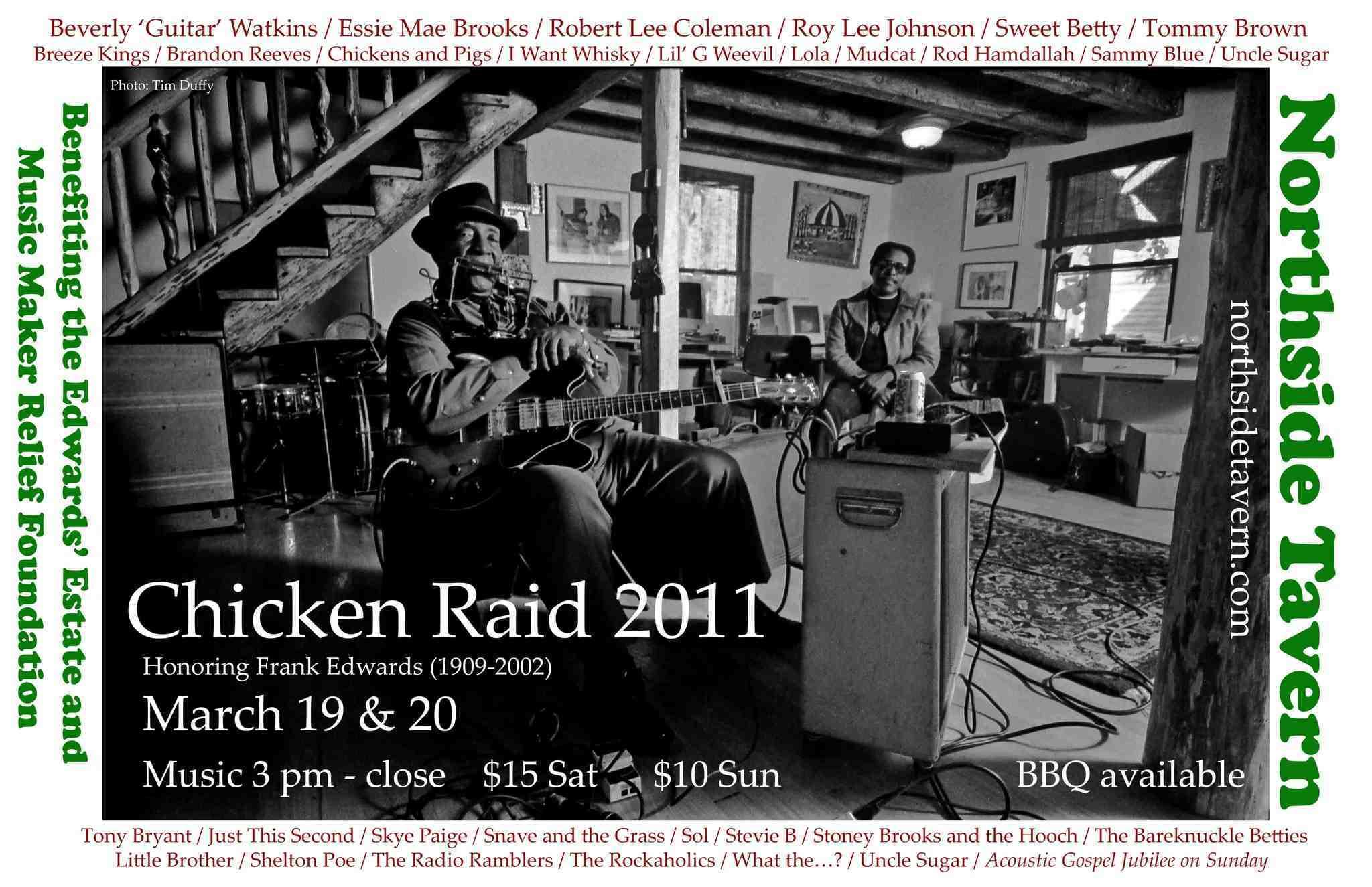 Chicken Raid 2011