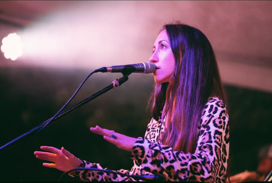 Live at Mazzstock Music Festival