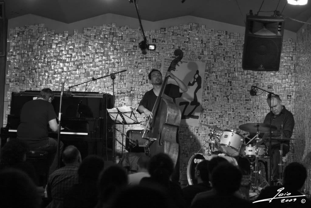 Russ Lossing Trio-2009