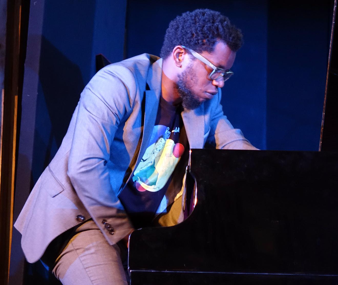 Auran Ortiz at Vision Festival 20