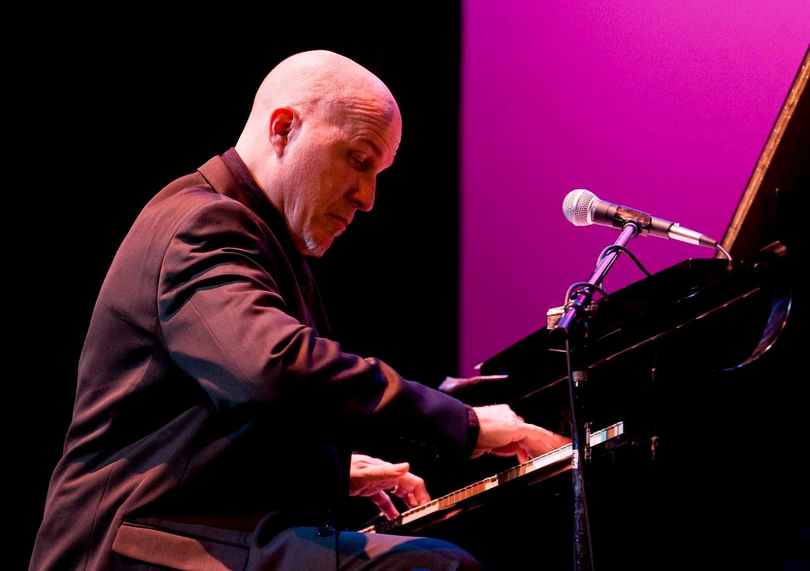 Gregg Akkerman at Piano
