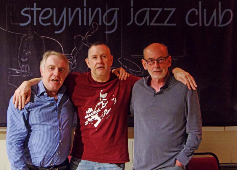 Mick Hanson - Gary Baldwin Trio