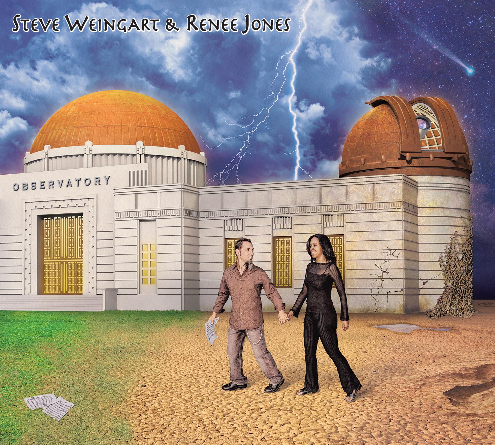 Steve Weingart & Renee Jones - 'Observatory'