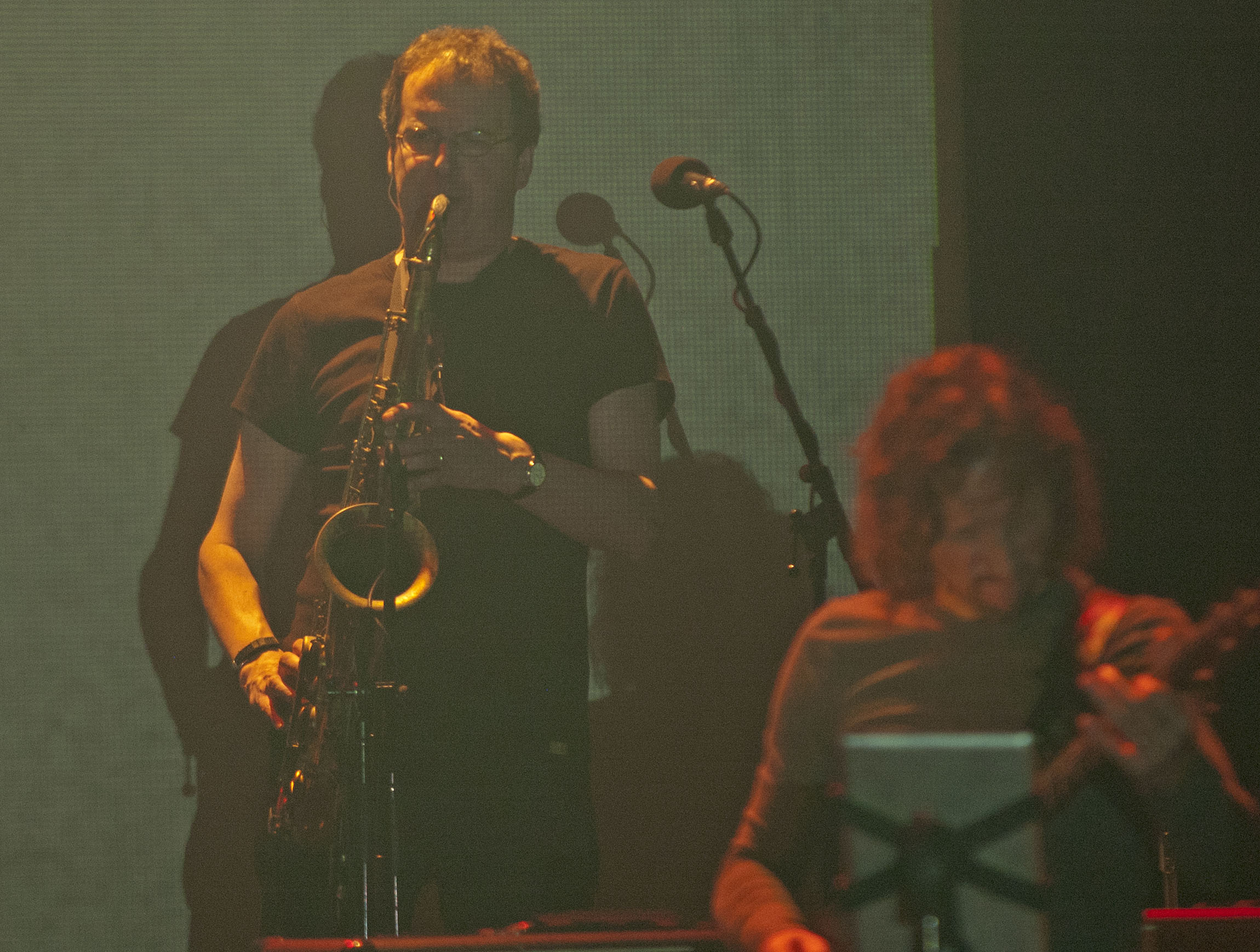 Theo Travis, Montreal 2011-11-15