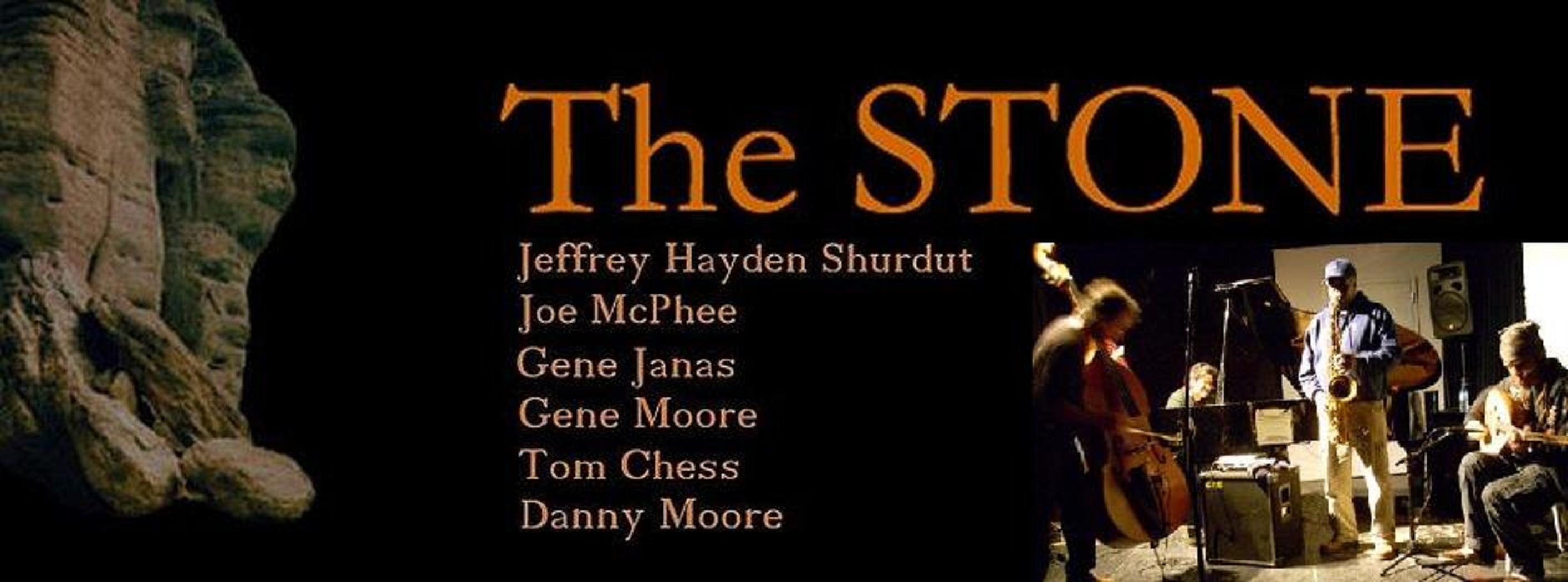 Jeffrey Hayden Shurdut at The Stone