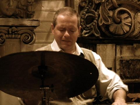 Jimmy Bennington, Drummer/Bandleader, Chicago, Autumn 2010