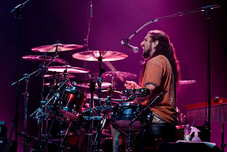Mike Portnoy, Transatlantic, Montreal, Canada April 21, 2010