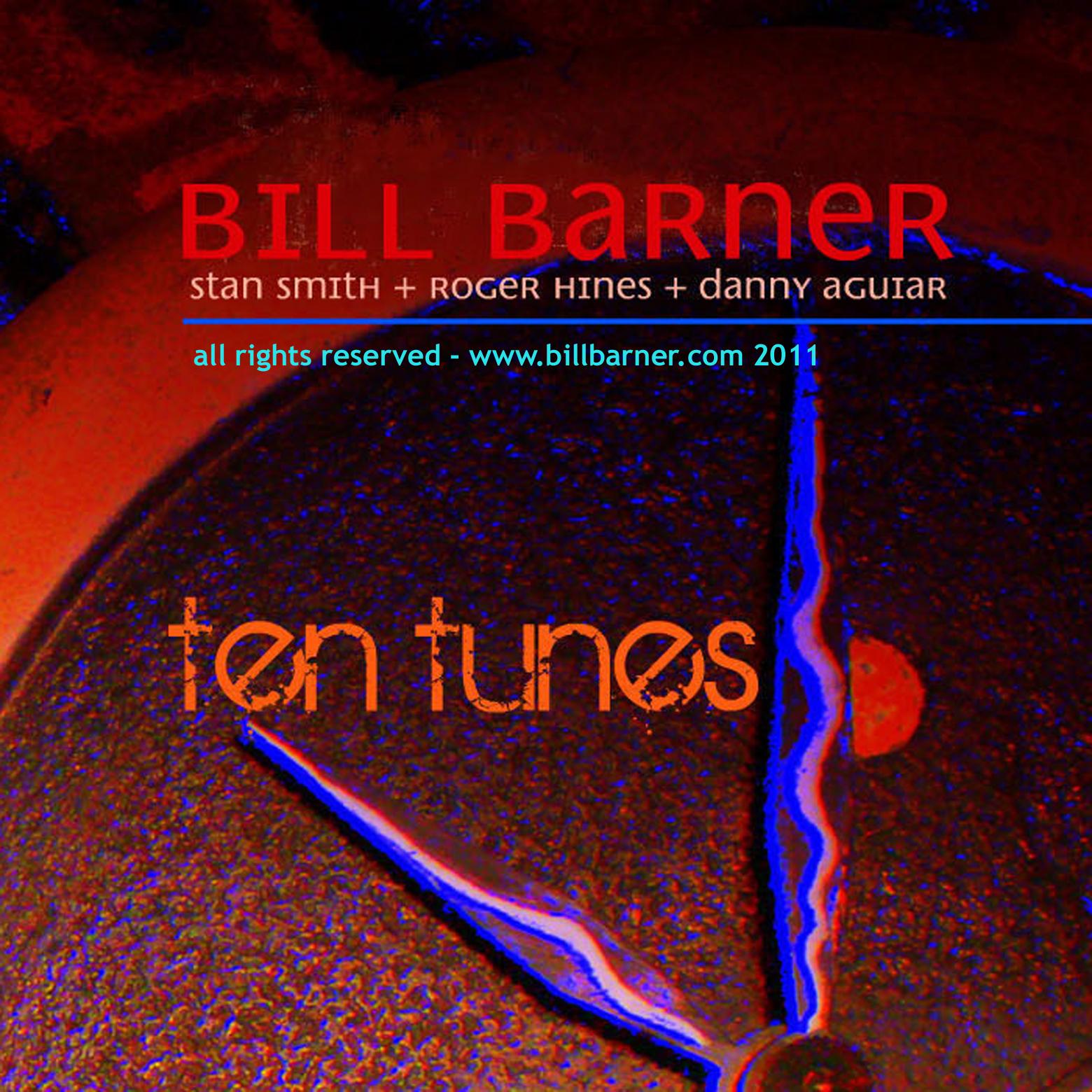 Bill Barner--Ten Tunes