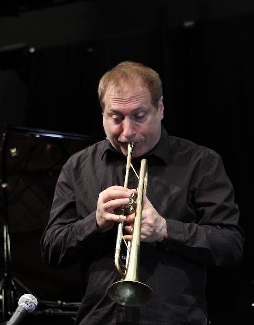 David weiss on valby summer jazz 2013 in copenhagen, denmark