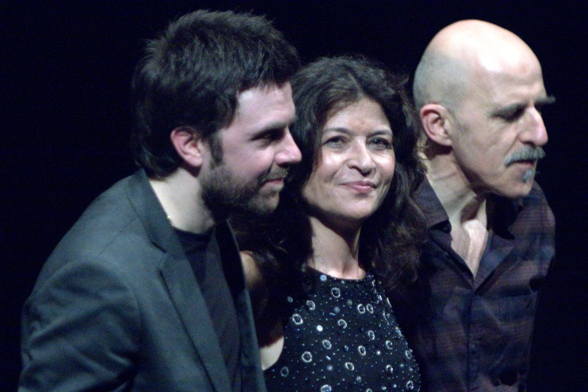 Maria pia de vito trio, crossroads 20/04/2013, teatro comunale, russi (ravenna), italy