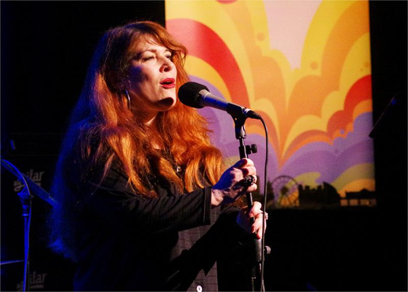 Christine Tobin, South Coast Jazz Festival