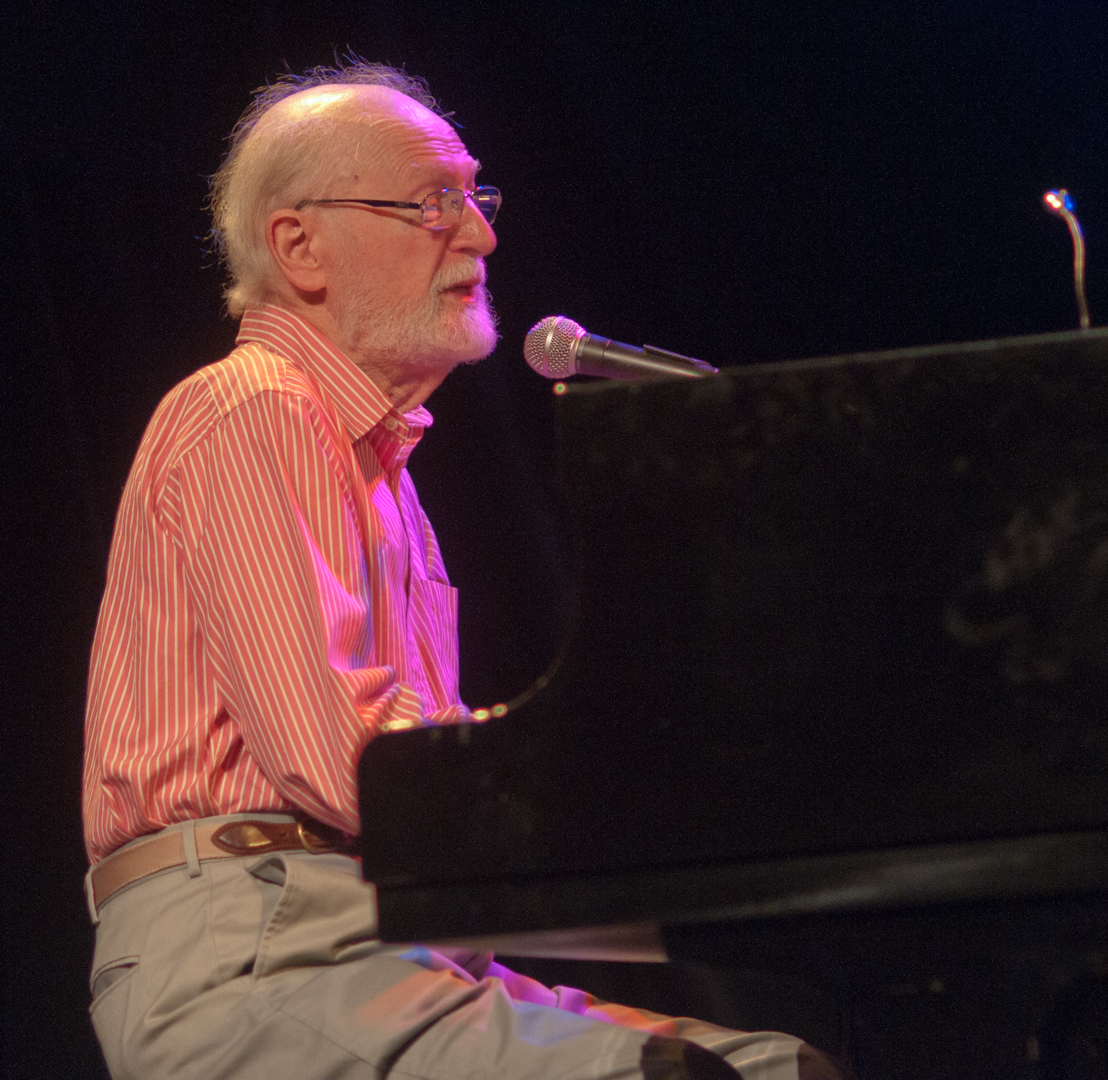 Mose Allison at the Oslo Jazz Festival