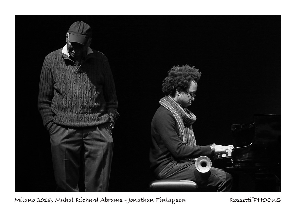 Muhal Richard Abrams-Jonathan Finlayson