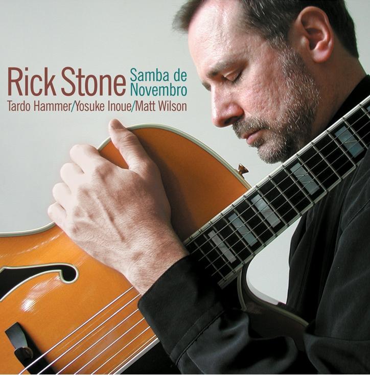 Rick Stone: Samba de Novembro Front Cover